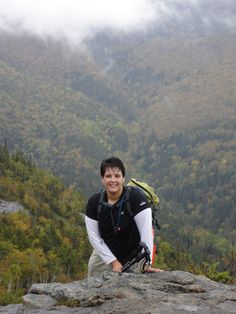 Giant and Rocky Peak Ridge Mtns. in the Adirondacks