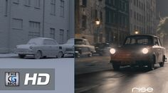 "CGI & VFX Breakdowns: ""The Man from U.N.C.L.E."" - by RISE FX"
