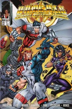 WildC.A.T.s: Covert Action Teams #50 - Old Feelings! (Issue)