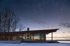 Combs Point Residence by Bohlin Cywinski Jackson | Damn It's Awesome !!!