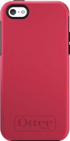 OtterBox Symmetry Serie, Schutzhülle Apple iPhone 5C, Candy pink - http://www.xn--handyhllen-shop-4vb.de/produkt/otterbox-symmetry-serie-schutzhuelle-apple-iphone-5c-candy-pink/