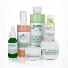 Snag some free Mario Badescu samples! I got six generously-sized packettes and one deluxe-sized sample healing mask. Very cool. Just take their skin assessment quiz, wait about two days, and they'll send you an e-mail offering you free samples of their products that would work for your skin type! That's it! Very cool and completely free.