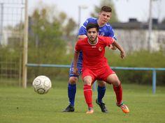 #Kubilay #Isikdaglioglu hat den Ball im Visier. | 25. Spieltag #1FCM vs. BAK (Saison 14/15) - Ergebnis: 2:0 Niederlage
