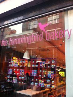 The Hummingbird Bakery Soho, Greater London