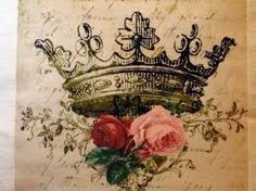 Image result for crown tattoo with rose