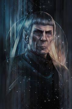 Star Trek: Live Long and Prosper by Jasric Star Trek Spock, Star Trek Tv, Star Wars, Star Trek Movies, Star Trek Ships, Star Trek Reboot, Star Trek Images, Star Trek Characters, Star Trek Original