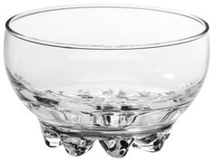 Classic, timeless collection, the original glass with interlocking feet  - http://kitchen-dining.bestselleroutlet.net/product-review-for-bormioli-rocco-galassia-snack-bowls-set-of-6-gift-boxed/