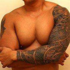 Nice Asian sleeve