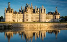 The inspiration for Belle's home village in the Disney Classic Beauty and the Beast was regions of northeast France, specifically Alsace and the charming cobble-stone streets along the Rhine. The beast's castle was modeled after the Chateau de Chambord.