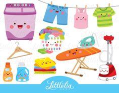 Cute Digital Clipart and DIY printable by LittleLiaGraphic on Etsy Kawaii Doodles, Kawaii Art, Kawaii Drawings, Cute Drawings, Casa Anime, Chibi, Clip Art, Dibujos Cute, Graphic
