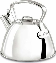 All-Clad: Stainless 2 Qt Tea Kettle