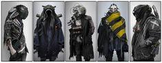 Incredibly Cool Original Sci-Fi Character Designs — GeekTyrant