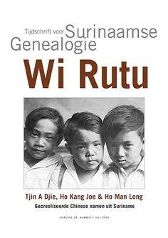 Website voor Surinaamse genealogie, stamboomonderzoek. Klik foto voor site.