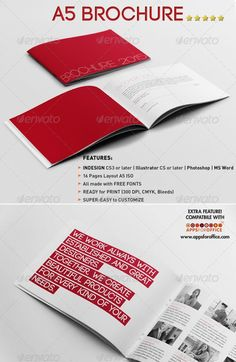 100 free premium brochure templates photoshop psd indesign ai download designsmagorg web design and development resource