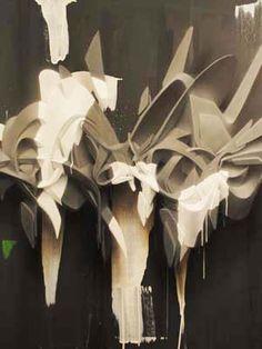 Peeta Graffiti writing canvas