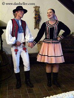 Slovak Folk Dance Ethnic Clothes, Ethnic Outfits, Folk Costume, Costumes, 7 Continents, Folk Dance, European Countries, Czech Republic, Evolution
