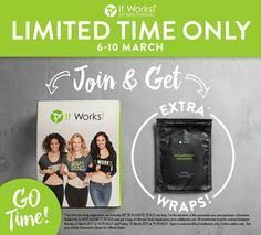Do you want a free set of wraps to help you start your business? Msg me today to get started.