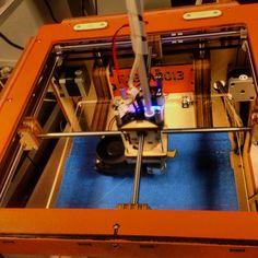 3d printer.Join the 3D Printing Conversation: http://www.fuelyourproductdesign.com/