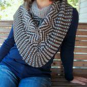 Ravelry: Mathematix Shawl pattern by Susan Luni