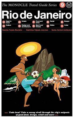 MONOCLE Rio de Janeiro Travel Guide