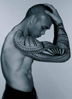 Filipino tribal tattoo - 70+ Awesome Tribal Tattoo Designs