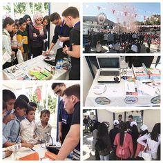 Özel Mürüvvet Evyap Koleji ve Fen Lisesi öğrencilerinden İbrahim Köse ve Hasan Fatih Durkaya, 4007 TÜBİTAK Şanlıurfa STEM proje yarışmasında finale kalarak okulumuzu temsil etti.