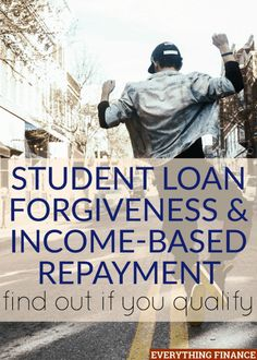 Struggling to pay your student loans? You're not alone. Find out if you qualify…