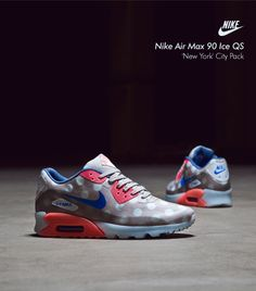 nike air max 90 ice city qs new york city