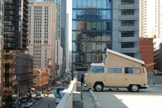 Downtown Camping