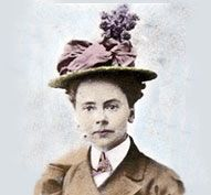 "Julia Morgan: California's first female architect. Designed Hearst Castle and over 700 other buildings. Received her civil engineering degree in 1894 and was the ""first woman to study architecture at the prestigious Ecole des Beaux-Arts in Paris"" (1897).  http://architecture.about.com/od/greatarchitects/p/juliamorgan.htm"