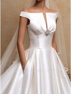 Princess Wedding Dresses, Bridal Dresses, Wedding Gowns, Off Shoulder Wedding Dress, Cheap Wedding Dresses Online, Wedding Attire, Bridal Collection, Evening Dresses, White Evening Gowns
