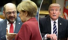 Former EU President Martin Schulz BLASTS Donald Trump for creating 'un-American' policies - https://newsexplored.co.uk/former-eu-president-martin-schulz-blasts-donald-trump-for-creating-un-american-policies/