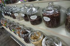 The Gourmet Candy Store Scene in Memphis is Impressive