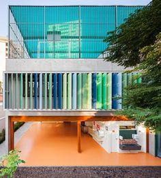 Gallery of School in Alto de Pinheiros / Base Urbana + Pessoa Arquitetos - 1
