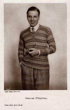Werner Pittschau 1927-28