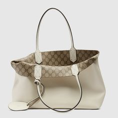 2a6fbaa6022a Reversible GG leather tote 15