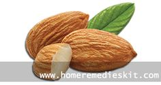 Almonds Nutrition Facts | Home Remedies and its Health Benefits