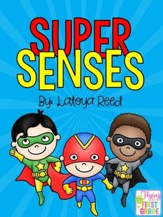 Enjoy these pages with your studies on the 5 Senses!!! Don't forget to follow me for more updates and freebies!!!