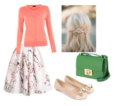"""""""pent"""" by yesica-cruz on Polyvore featuring Monsoon and Salvatore Ferragamo"""
