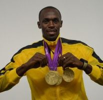 Usain is selected as the l'Equipe Sportsman of the Year. Go Jamaica!