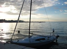 Verso il molo Audace di Trieste - foto di Mara Bomben
