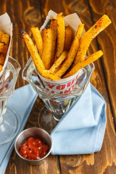 Use leftover rutabaga to create these rutabaga fries. Healthy, vegan, and gluten-free, they are also a great alternative to the same old sweet potato fries. Candida Recipes, Low Carb Recipes, Whole Food Recipes, Vegetarian Recipes, Cooking Recipes, Healthy Recipes, Rutabaga Recipes, Best Vegetable Recipes, Side Dish Recipes