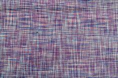Plum Khadi Fabric Homespun Fabric Handloom Khadi Handspun Fabric by the yard by VedahDesigns on Etsy