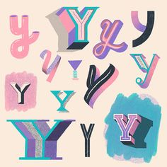 Graffiti Lettering Fonts, Typography Alphabet, Types Of Lettering, Lettering Styles, Lettering Design, Creative Typography, Vintage Typography, Name Drawings, 36 Days Of Type
