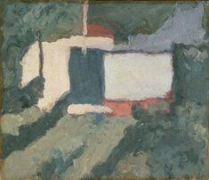 Giorgio Morandi (Italian, 1890–1964)  Landscape (Paesaggio), 1962