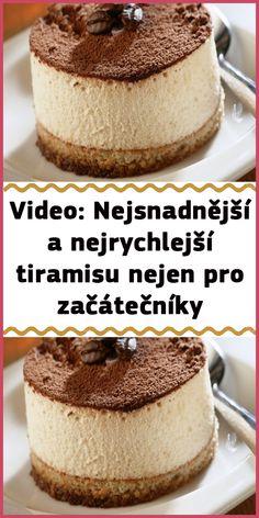 Tiramisu, Cheesecake, Food And Drink, Baking, Desserts, Tailgate Desserts, Deserts, Cheesecakes, Bakken