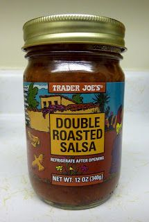 #TraderJoes Double Roasted Salsa reviewed