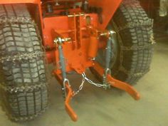 Finished up the 3 point hitch for my 4016 - MyTractorForum.com - The Friendliest Tractor Forum and Best Place for Tractor Information