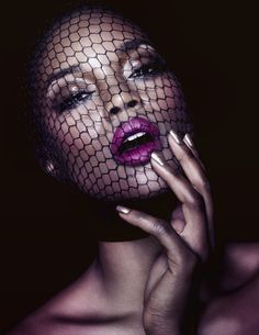 Black Face Beauty - Mwinji Siame - Most Beautiful Black Women In The World Galleries: Mwinji Siame Most Beautiful Black Women, Most Beautiful Faces, Beautiful Pictures, Couture Makeup, Black Chicks, Shooting Photo, Violet, Beauty Photography, Makeup Inspiration