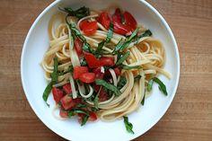 Tomato Pasta by Lottie + Doof as adapted from Michael Ruhlmam #Pasta #Tomato